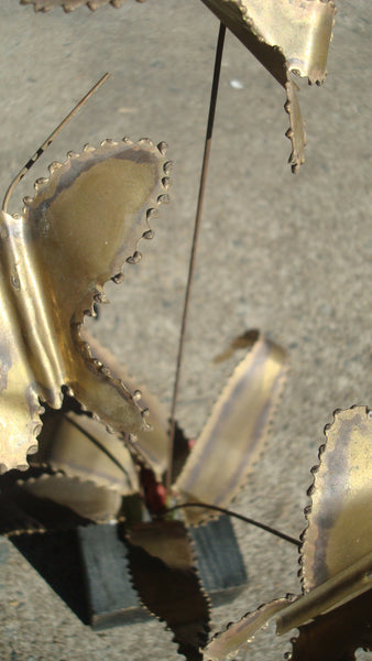 Metal Butterflies - Home Decor - Vintage Butterfly