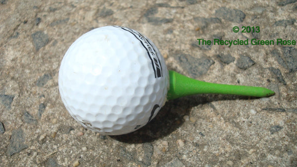 Golf Ball with Spike or without - micro GEOCACHE