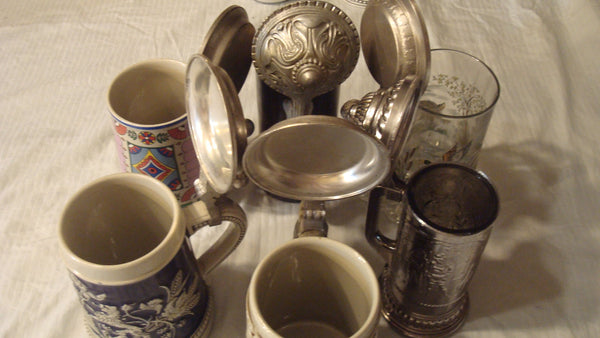 Lot of Six Stein - Instant Collection