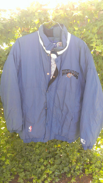 Vintage WIZARDS Starter Coat, Jacket, NBA