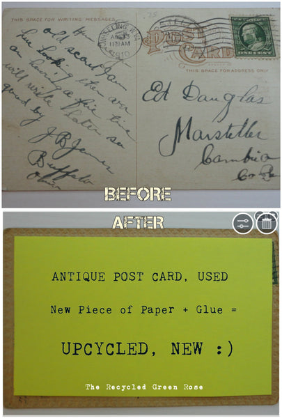 13 Happy Birthday Greetings, AWESOME Antique Postcards, FREE SHIPPING