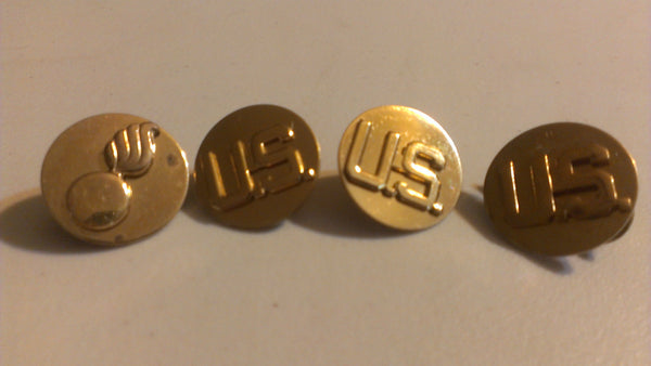U.S. Gold Pins (4) FREE SHIPPING