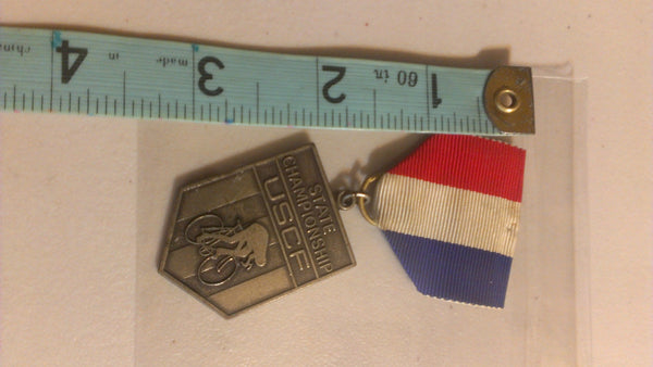 Vintage USCF Medal  - FREE SHIPPING
