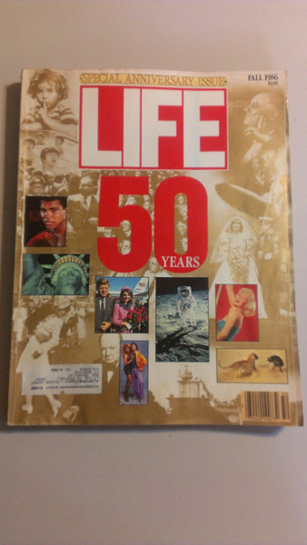 LIFE Magazine FALL 1986 - Special 50th Anniversary Issue -  FREE Shipping