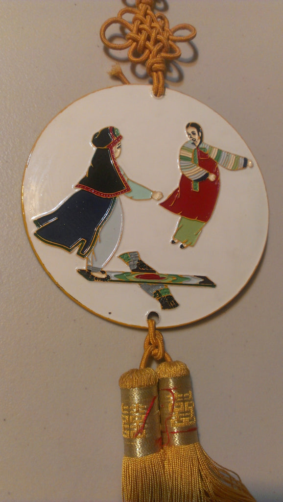 Oriental Vintage wall decor