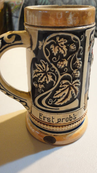 Dann Lob's Erst Prob's Mug, Made in Germany, Free Shipping