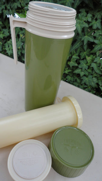 Thermos Hot/Cold Plastic Cooler