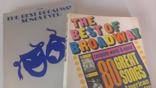 Broadway Books - free shipping