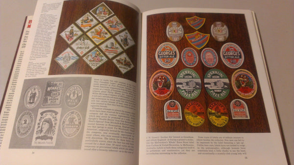 Beer Labels Mats and Coasters Book, FREE Shipping