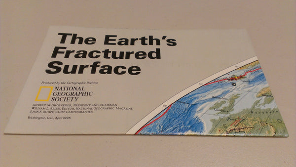 The Earth's Fractured Surface, Living on the Edge