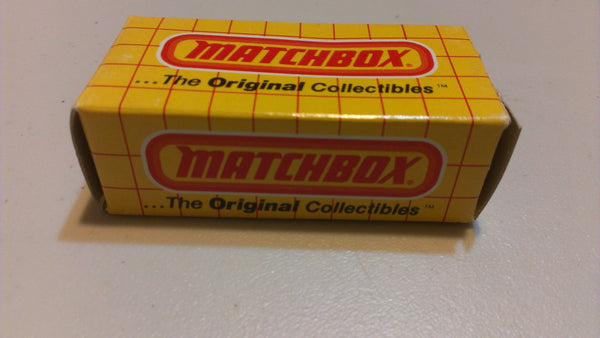 Original Vintage 1983 Matchbox, BOX, free shipping