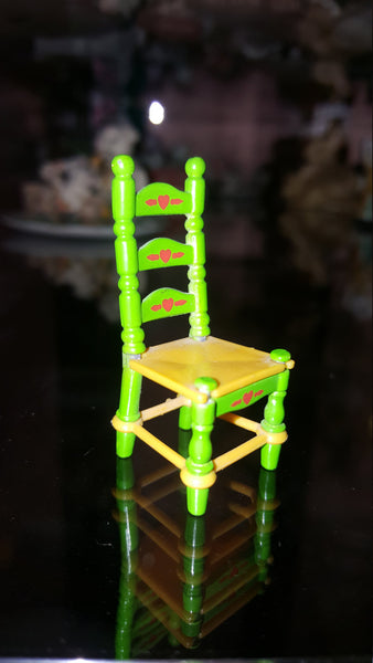 Single Cute Doll House Chair, doll house furniture, doll furniture, free shipping!!