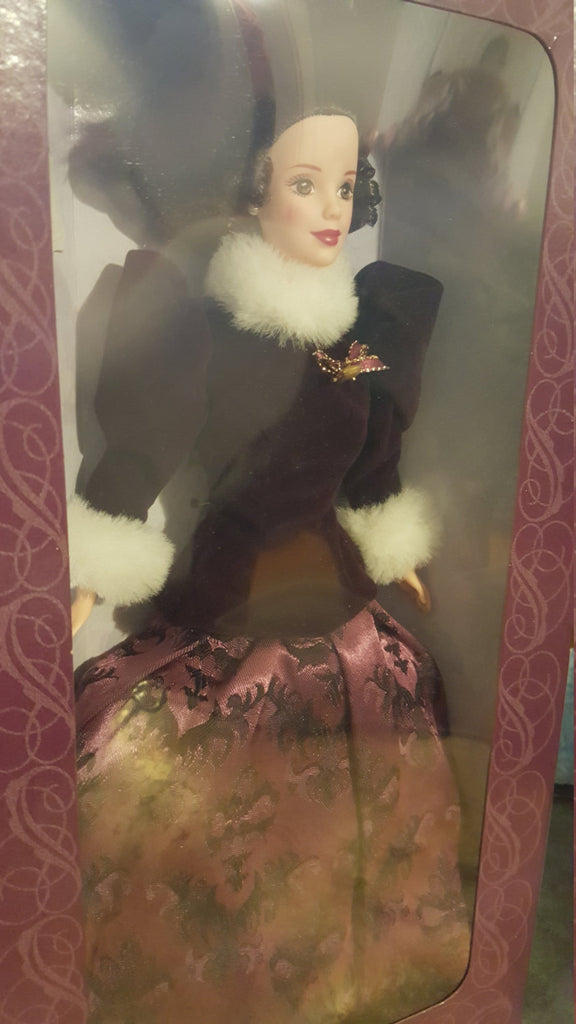 Holiday Traditions Hallmark Barbie, special edition, 1996