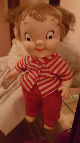 Campbells Soup Character Doll