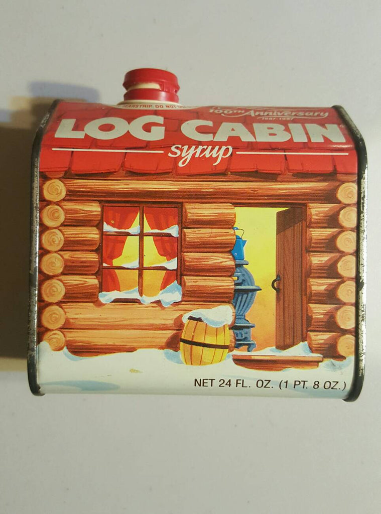 Log Cabin, 100th Anniversary, FREE SHIPPING