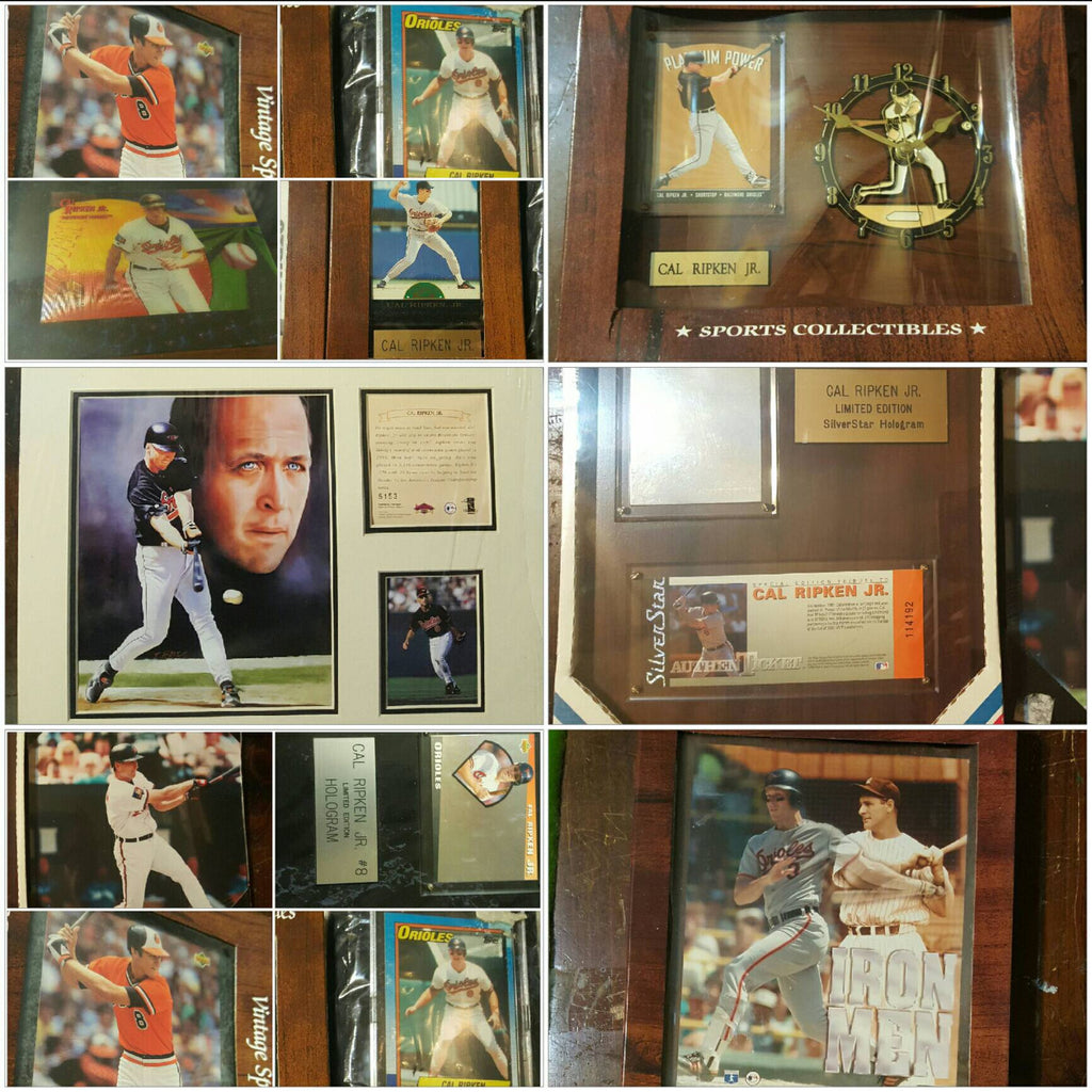 Cal Ripken, Baltimore Orioles Baseball Collectibles