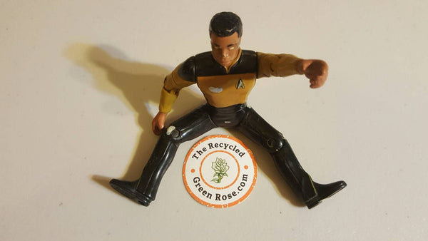 Star Trak Action Figure, Geordi LaForge, FREE Shipping