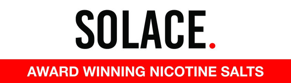 Solace Salts EJuice By Solace Vapors