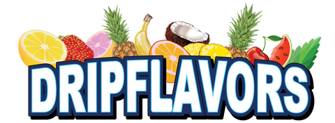 drip flavors e juice / e-liquid only on e liquid universe