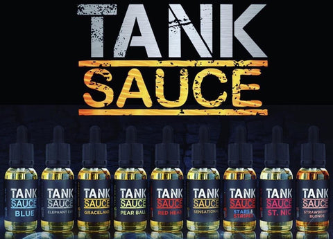 Tank Sauce on Eliquid Universe
