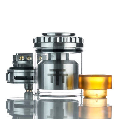 Vandy Vape Triple 28 RTA Vape Tank by Vandy Vape on E Liquid Universe. Premium E Juice Brands & Accessories at Low Prices