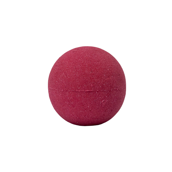 CBD Fusion Rose Petal  Bath Bomb 100mg