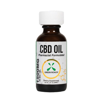 Green Roads CBD Oil – 1500MG