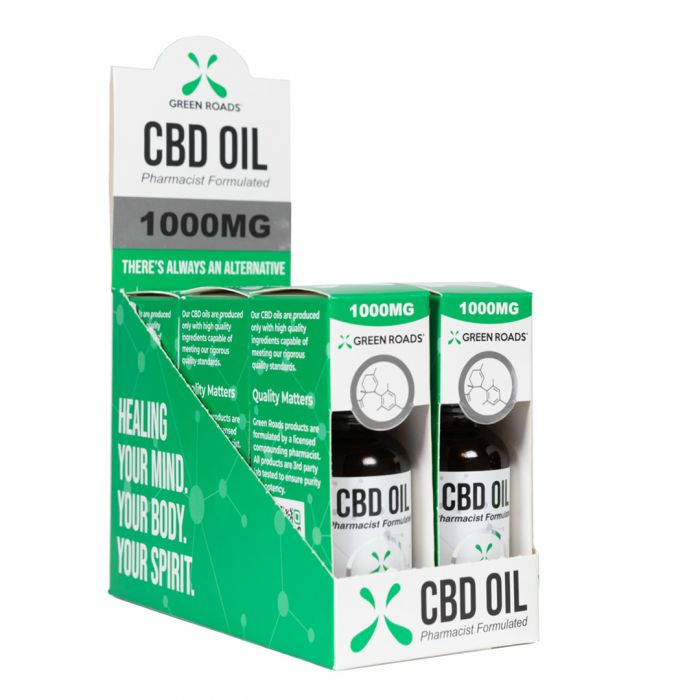 Green Roads CBD Oil – 1000MG