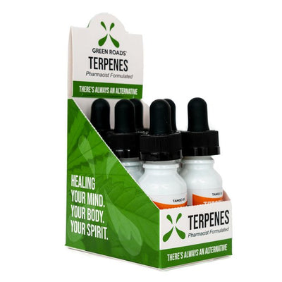 Green Roads 300MG CBD Terpenes Oil – Tange OG