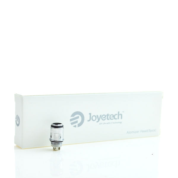 Joyetech eGo One Replacement Coils - 5 Pack by JoyeTech on E Liquid Universe. Premium E Juice Brands & Accessories at Low Prices