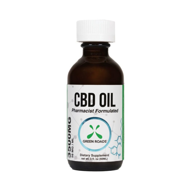 Green Roads CBD Oil – 3500MG