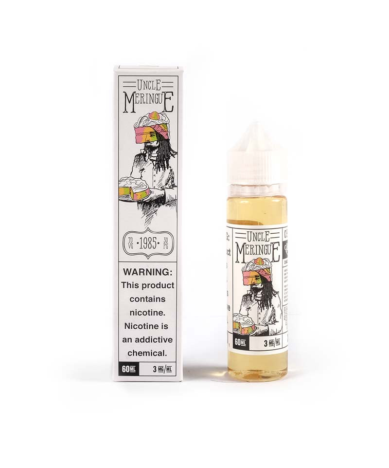 Uncle Meringue E-liquid by Charlie's Chalk Dust on E Liquid Universe