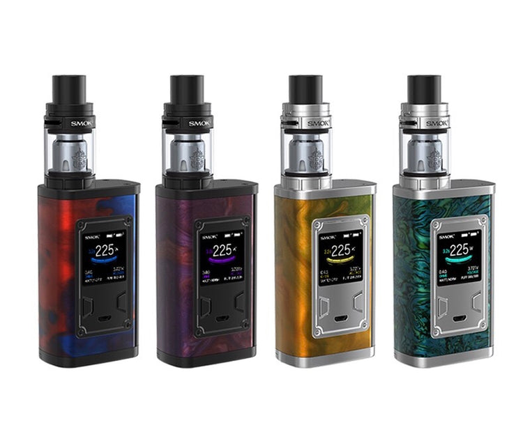 SMOK Majesty Resin Edition Vape Starter Kit on E Liquid Universe