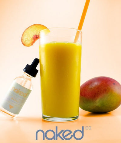 Amazing Mango by Naked 100 by Naked 100 Available on ELiquid Universe