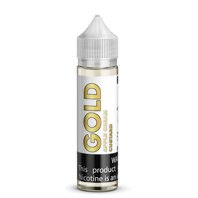 Hometown Hero Gold Apple Cream Custard 60mL On ELiquid Universe
