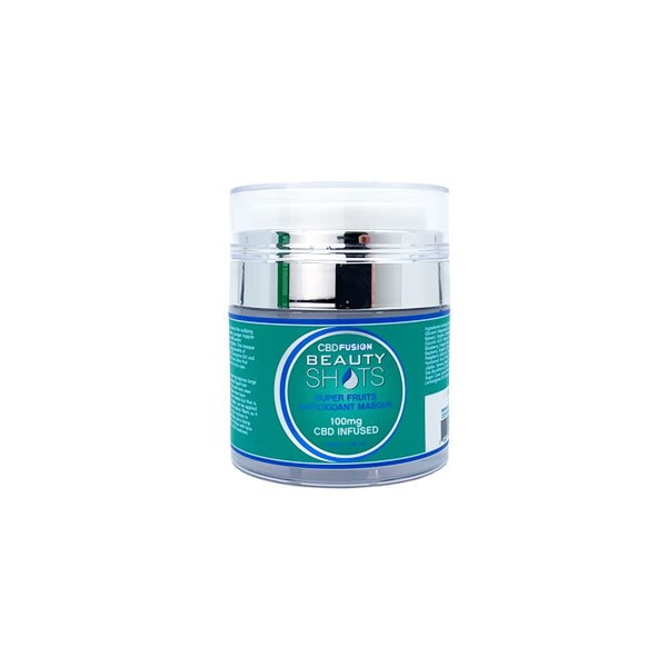 CBD Fusion Beauty Shots Super Fruits Mask