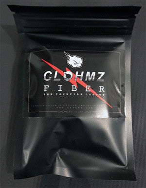 Clohmz Fiber - Japanese Organic Cotton (6 Pack) by Clohmz Available on ELiquid Universe