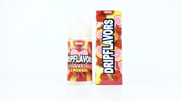 Strawberry Lemonade by Dripflavors EJuice on Eliquid Universe