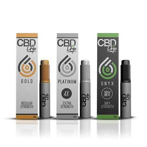 CBD Drip Sample Pack