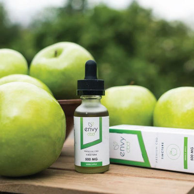 Envy CBD Double Apple Tincture