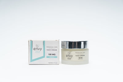 Envy CBD Face Cream