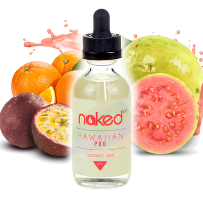 Hawaiian Pog by Naked 100 by Naked 100 Available on ELiquid Universe