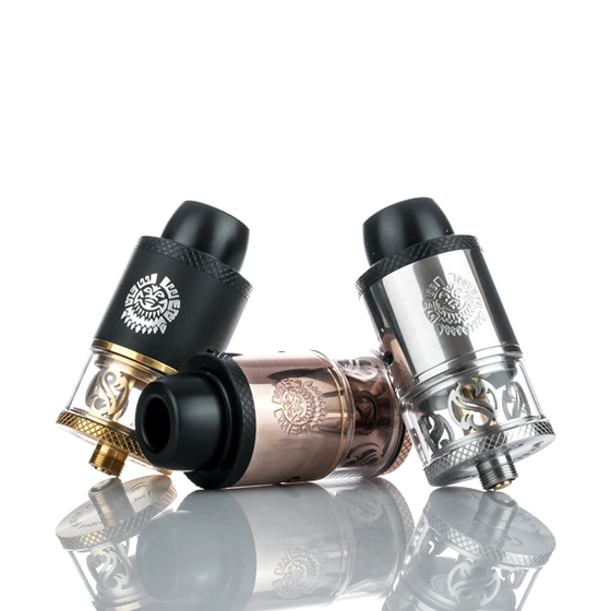 Merlin RDTA 2-Post Self Sealing by Augvape on Eliquid Universe