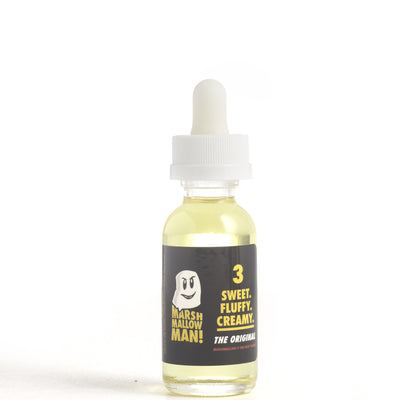 Marshmallow Man by Marina Vapes Available on ELiquid Universe