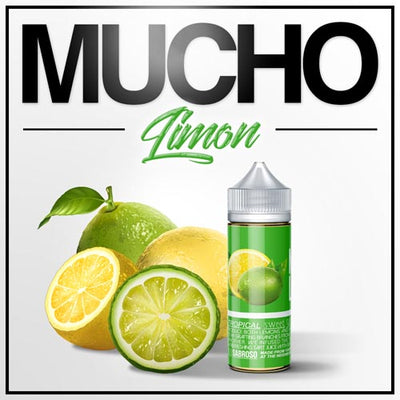 Mucho Limon EJuice by The Neighborhood Available on ELiquid Universe