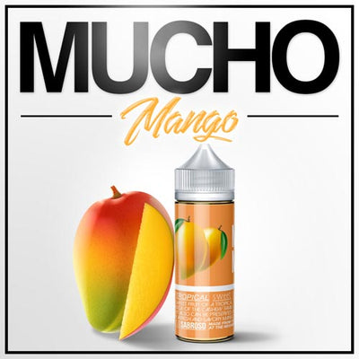 Mucho Mango EJuice by The Neighborhood Available on ELiquid Universe