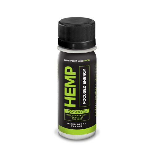 CBD Drip Ecoshot Focused Energy