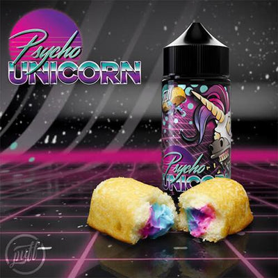 Psycho Unicorn EJuice by Puff Labs - Psycho Unicorn 100ML by PuffLabs on E Liquid Universe. Premium E Juice Brands & Accessories at Low Prices