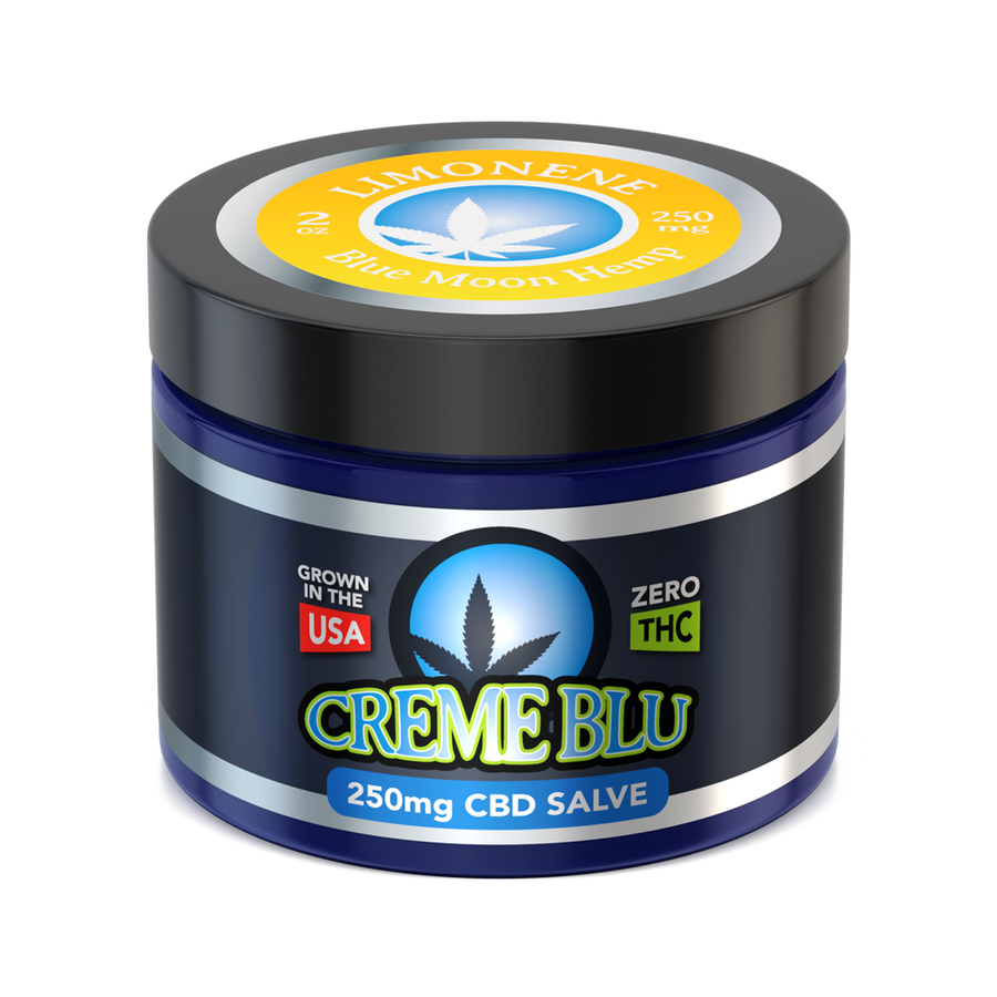 Blue Moon Hemp – CBD Salve Limonene