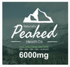 Tincture 6000mg CBD Full-Spectrum | Naturally Peaked Health Co. by Naturally Peaked Health Co. Available on ELiquid Universe